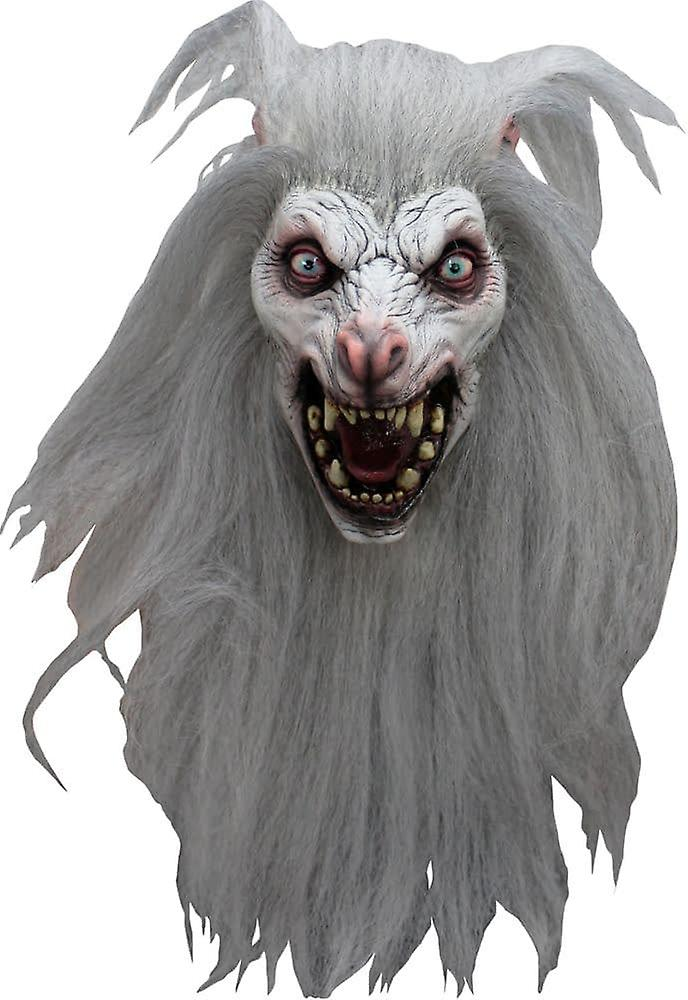 Masque de loup garou lune