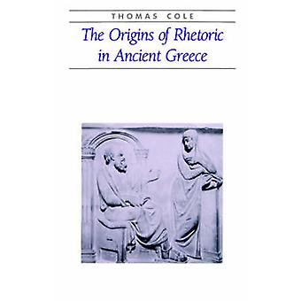 Opprinnelsen til retorikken i antikkens Hellas av Cole & Thomas