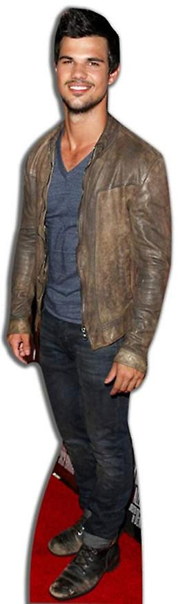 Taylor Lautner Lifesize Cardboard Cutout / Standee / Standup
