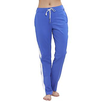 Feraud 3191258-10425 Women's Casual Chic Royal Blue Pyjama Pant
