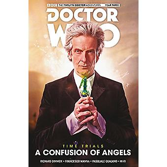 Doctor Who - The Twelfth Doctor - Time Trials Volume 3 - A Confusion of