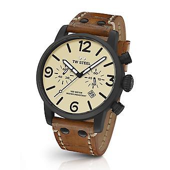 Tw Steel Ms43 Maverick Chronograaf Horloge 45 Mm