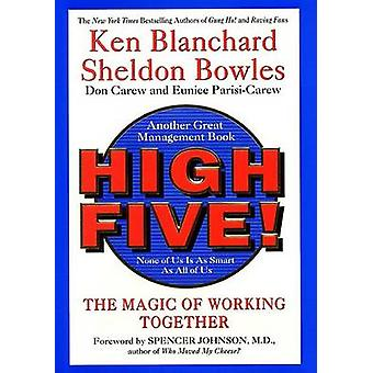 High Five! None of Us Is as Smart as All of Us by Ken Blanchard - She