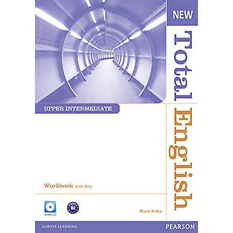 New Total English Upper Intermediate Workbook with Key and Audio CD P