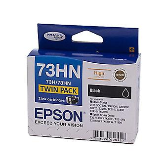Epson 73HN HY Twin Pack