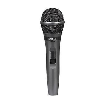 Stagg SDMP10 multifunctionele dynamische microfoon