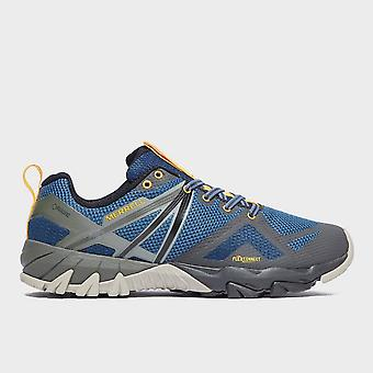 New Merrell Men's MQM Flex GORE-TEX Hiking Shoe Bluemoon