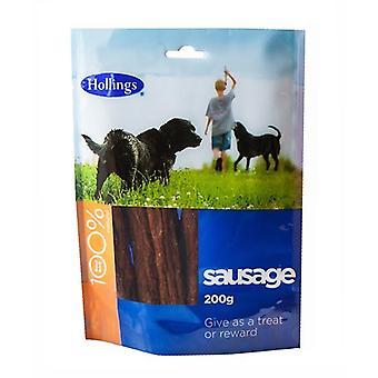 Hollings Sausages Dog Treats