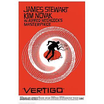 Poster - Studio B - Vertigo One Sheet 36x24