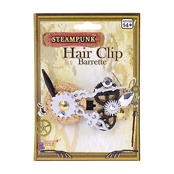Bristol Novelty Unisex Adults Steampunk Hair Clip