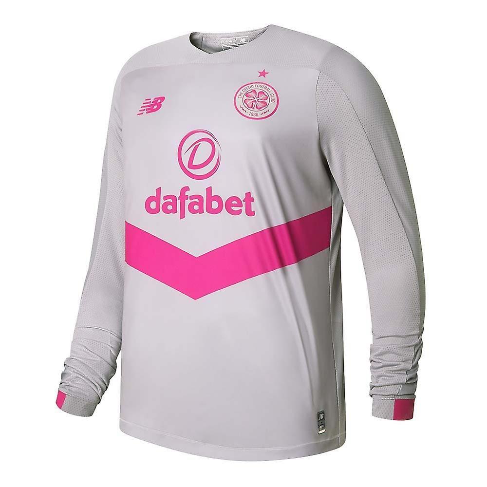 2019-2020 Celtic Third Long Sleeve Shirt