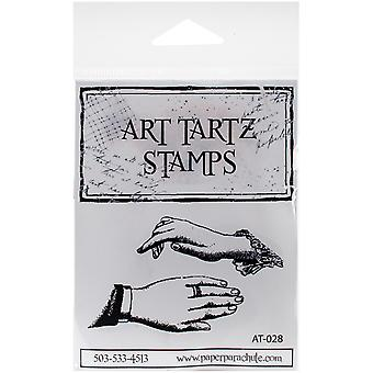 Art Tartz Cling Rubber Stamps 4.5