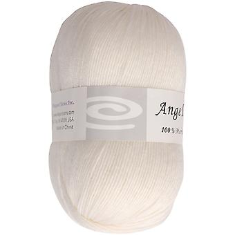 Angelic Yarn Snow White Q105 3301