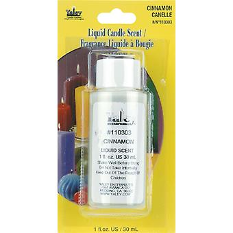 Liquid Candle Scent 1 Ounce Bottle Cinnamon 110300 303
