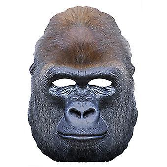 Gorilla Affe Tier-Karte Partei Gesichtsmaske