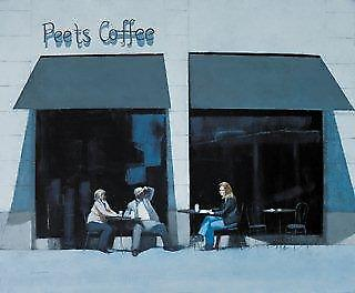 Imprimir Peter Nardini - Coffee Break, Avenida de la Montanna