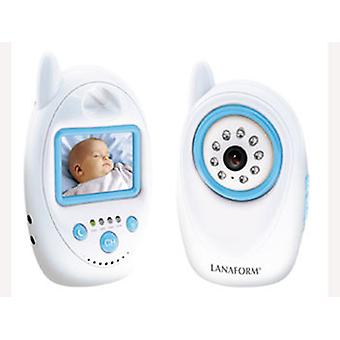 Lanaforn Baby Monitor With Night Camara (Home , Home Automation & Security , Baby-Cams)