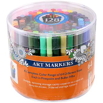 Pro Art Art Marker Caddy-Holds 128 Markers MC21280