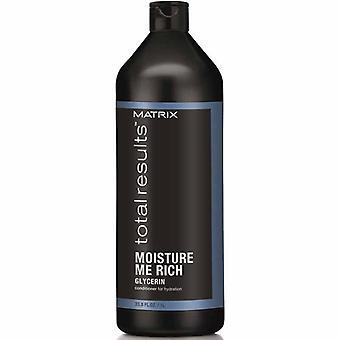Matrix totaal resultaten vocht Me rijk Conditioner hydratatie haren