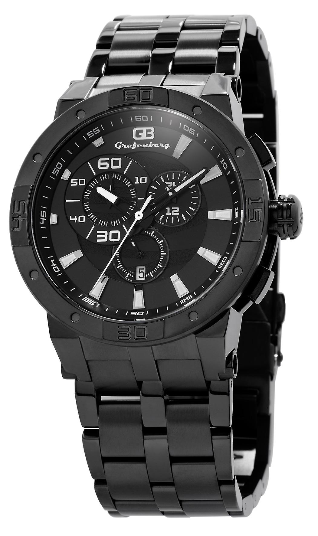 Grafenberg gents chronograph, GB203-622