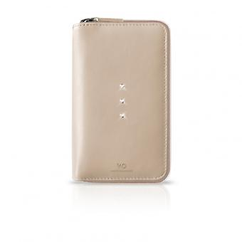 WD Crystal Purse Samsung S5 Rose Gold