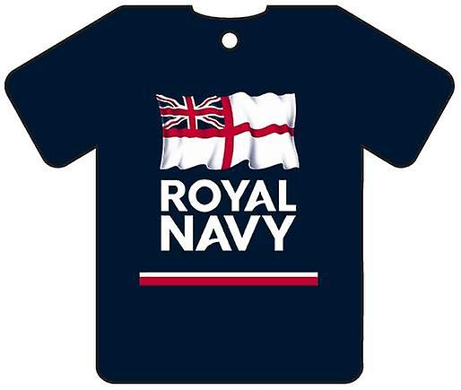 Personalised Royal Navy Car Air Freshener
