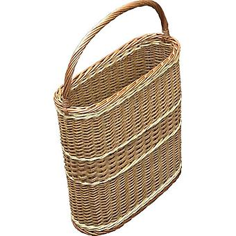Oval Bottle Picnic Basket Carrier