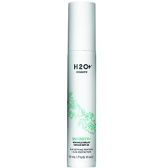 H2O Plus Infinity+ Wrinkle Delay Cream SPF30 1.7oz / 50ml