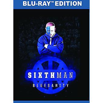 Sjette mand: Bluesanity [Blu-ray] USA importerer