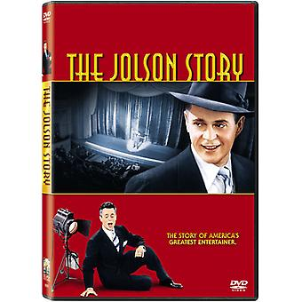 Jolson Story, the [DVD] USA import