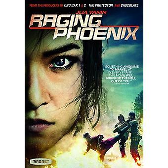 Raging Phoenix [DVD] USA import