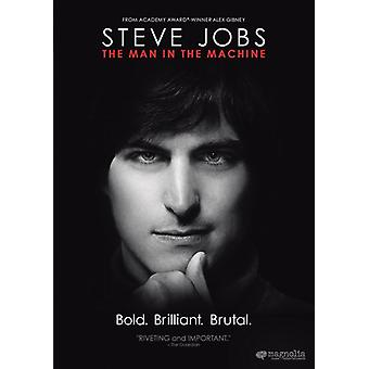 Steve Jobs: The Man in the Machine [DVD] USA import