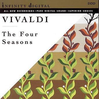 A. Vivaldi - Vivaldi: The Four Seasons [CD] USA import