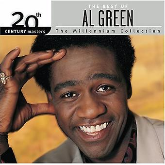 Al Green - Best of Al Green-Millennium Collection [CD] USA import