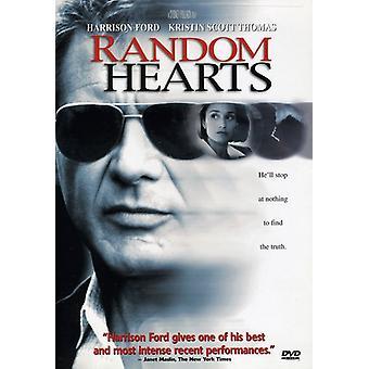 Random Hearts [DVD] USA import