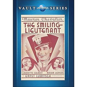 Smiling Lieutenant [DVD] USA import