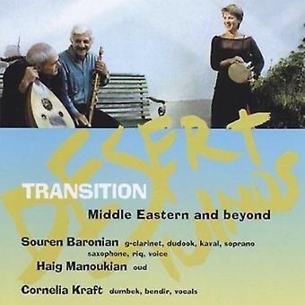 Overgang - ørkenen vind [DVD] USA importere