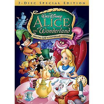 Alice in Wonderland [DVD] USA importeren