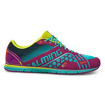 Salming ladies running shoe competition race 3 turquoise - 1286026-6335
