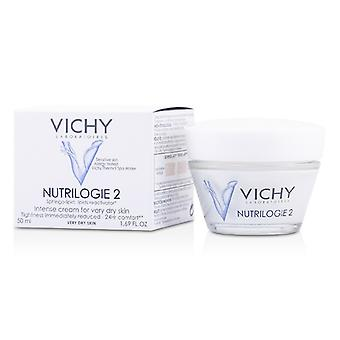 Vichy Nutrilogie 2 Intense Cream (For Very Dry Skin) 50ml/1.69oz