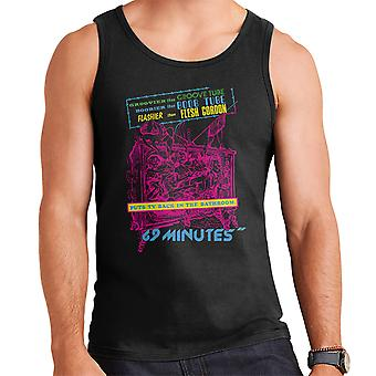 69 Minutes Bathroom TV Boob Tube Men's Vest