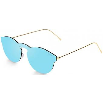 Ocean Berlin Flat Lense Sunglasses - Blue