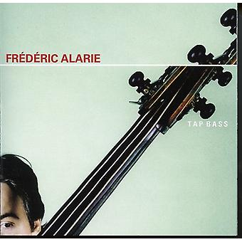 Frederic Alarie - Tap Bass [CD] USA import