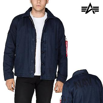 Alpha industries authentic utility custom jacket