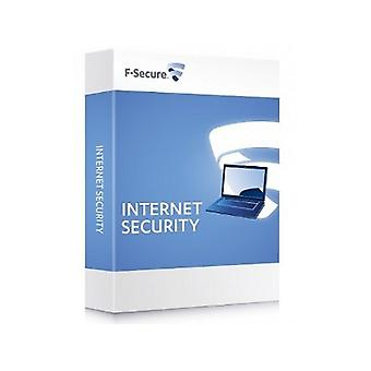F-Secure Internet Security OEM 1-pack