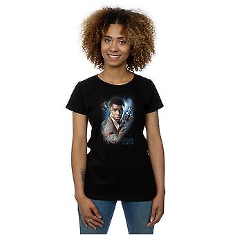 Star Wars Women's The Last Jedi Finn Brushed T-Shirt