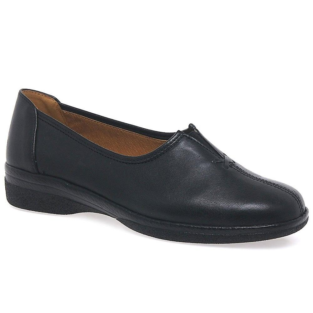 Gabor  Gabor Shoes Alice Leather Wide Fit Shoes Gabor cadf45