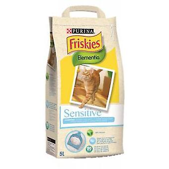 Sensitive Friskies Fsk Elementia Clumping (cats, hairdressing and hygiene, WC Arenas)
