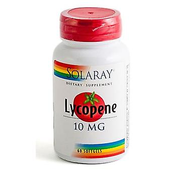 Solaray Lycopene 10 mg 60 Capsules (Vitamins & supplements , Special supplements)