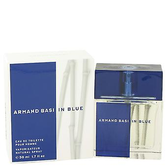 Armand Basi Basi In Blue Eau de Toilette 50ml EDT Spray